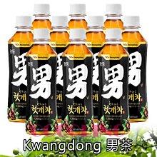 {COCOLING} 韓國 Kwangdong 男茶340mlX10瓶 枳椇子茶 韓國便利商店熱賣商品 預購