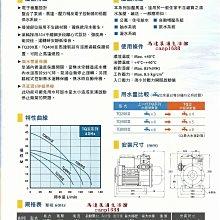 大井泵浦 第三代 TQ200*1/4HP 電子穩壓加壓馬達*白鐵葉輪*雙重無水斷電保護- 取代AQ-200 AQ200