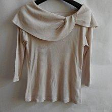 日本品牌STRAWBERRY-FIELDS米色上衣 (同Untitled, INED,ef de,23區,ICB,)