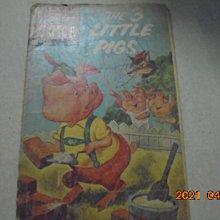 964年美國漫畫Classics Illustrated經典畫報 漫畫雜誌506期1本三隻小豬牛哥哥二手藏書苑