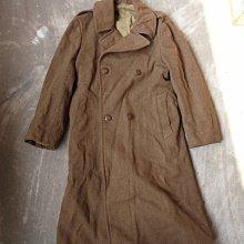 早期----國軍----羊毛---防寒---大衣----品如圖---少2個扣子---老軍服可參考