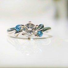 【艾琳珠寶藝術】0.57克拉天然南非鑽石戒指,附台北寶石(TGC)鑑定書