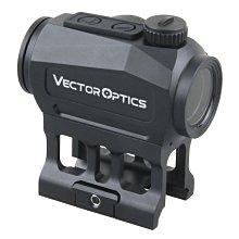 【WKT】Vector Optics 維特 Scrapper 1x22 內紅點 瞄準鏡-VSCRD-45