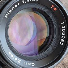 【品光攝影】Contax Planar 50mm F1.4  MMJ 定焦 T* GC#64493K
