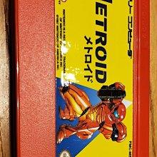 懷舊紅白機卡帶【銀河戰士METROID】