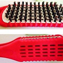 ☆╮布咕咕╭☆氣孔直髮梳Straight n Go Hair /防靜電吹整魔力直髮器