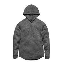 瘋狂金剛▸ 炭 ASRV Arm Pocket Drawstring Hoodie 帽T 運動 健身