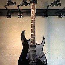 【六絃樂器】全新 Ibanez RG350EX BK 黑色大搖桿電吉他 印尼廠 / 現貨特價