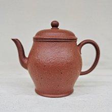 早期紫砂朱泥壺
