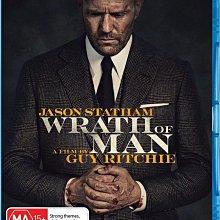 【藍光影片】玩命鈔劫 / 人之怒 / Wrath of Man (2021)