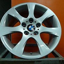 【桃園 小李輪胎】17吋5孔120 BMW 3系 原廠 中古鋁圈 E36 E46 E87 E90 E91 E92 318