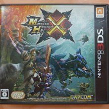 3DS 魔物獵人X MHX Monster Hunter X 日版 編號10