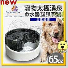 【🐱🐶培菓寵物48H出貨🐰🐹】美國Pioneer Pet》D155太極湧泉飲水器(塑膠原型) 特價999元