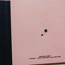 ~拉奇音樂~ SUPER JUNIOR-M 周覓 第二張迷你專輯 台壓版 ZHOUMI 二手保存良好片況新