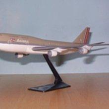 珍上飛模型飛機:B747-400韓亞航空及LEARJET-60特價中,只要...