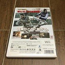 免運 Wii 【安布雷拉編年史】 惡靈古堡 生化危機 日版日文 原版遊戲片 驚悚冒險 雙人合作 純射擊 第一人稱 wiiu 可玩 Nintendo 任天堂