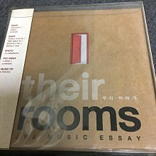 **EE HOUSE日韓小舖** JYJ原版CD+寫真書 [their rooms]