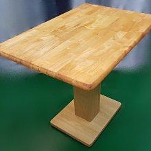 【宏品二手家具館】中古家具 家電E30906*木色餐桌*咖啡桌/會議桌/洽談桌/中古 書桌椅 會議桌椅 辦公桌椅