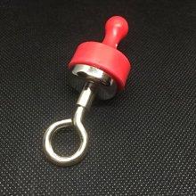 強力磁鐵掛勾組 25mm+磁釘D29x38mm 露營掛勾