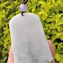 【小川堂】A貨 天然 緬甸 冰糯種 坐蓮觀音 翡翠