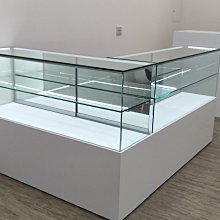 大豐玻璃櫥櫃-二層展示櫃、珠寶櫃、飾品櫃、精品櫃、手機櫃、化粧品櫃、鐘錶櫃