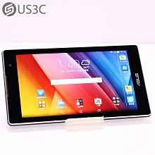 【US3C-台中店】華碩 ASUS ZenPad C 7.0 Z170CX 7吋 8G WiFi 黑色 ZenMotion 手勢功能 二手平板