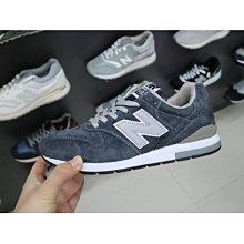 NEW BALANCE 996 MRL996EM NB 海軍藍 麂皮 經典 復古 慢跑鞋 藍銀 男女鞋