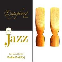 §唐川音樂§【Ligaphone Jazz Double-Profile Sop. Sax Reed 高音竹片 2片裝】