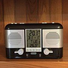 文創復古造型收音機