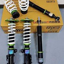 KCS避震器[LEXUS-CT200H專用避震器、高低軟銀可調避震器]-優惠價、免工資-