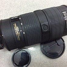 [保固一年] [高雄明豐] NIKON AF-S 80-200mm F2.8 D ED 小黑四 小黑4 便宜賣 小黑五