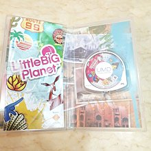 PSP 小小大星球 Little Big Planet 《中英文合版》
