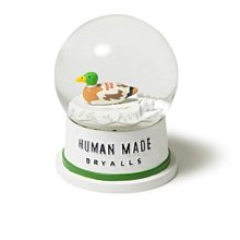 ☆LimeLight☆ 22021SS HUMAN MADE DUCK SNOW DOME 水晶球 鴨子 裝飾 擺飾