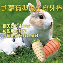 【愛思沛】蘿蔔型兔子磨牙棒(原味) 兔子磨牙專用