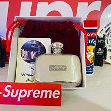 Supreme Pewter Mini Flask 20AW 精美酒壺