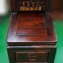 仿古家具【樂居二手家具】ZM316CC*全新1抽高低架*實木洽談桌椅休閒會議桌椅泡茶桌椅 書桌椅 辦公桌椅 會議桌