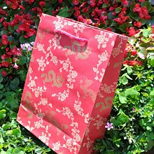加大號01 牛皮紙袋每個7.4元,整箱購買 紙袋 購物袋 服飾袋 手提袋32*12*44cm每包50個370元