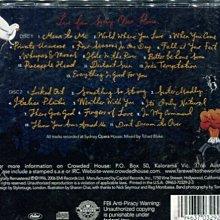 *真音樂* CROWDED HOUSE / FAREWOLL TO THE 2CD 二手 K18822 (封面底破)