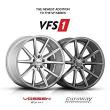 優路威美國 VOSSEN VFS1 VFS2輕量化鋁圈現貨 BMWF30 F31 F32 F34 F36 ADV HRE
