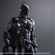 清倉【PLAY ARTS改】DC英雄 阿甘騎士 蝙蝠俠 BATMAN