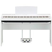 【六絃樂器】全新 Yamaha P-125 88鍵 數位鋼琴 / 現貨特價