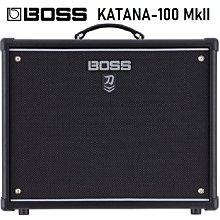 【六絃樂器】全新 Boss KATANA-100 MkII 電吉他音箱 / 出力100W 刀系列第二代
