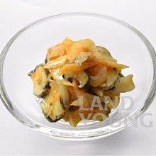 【免煮小菜】黃金泡菜螺片 / 約200g / 包~螺片佐以清爽開胃的泡菜口味~爽口好嚼勁~解凍即食~拼盤小菜皆宜下酒良伴