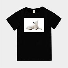 T365 MIT 親子 童裝 情侶 T恤 T-shirt 短T 狗 DOG 汪星人 哈士奇 二哈 Husky 毛孩