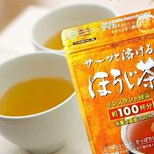 日本 森半 綠茶 焙茶粉 60g 約100杯份 即溶快沖 日本茶 LUCI日本代購