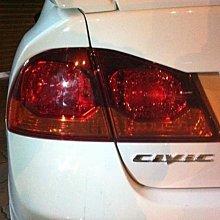 MS.本田.喜美八代.CIVIC.車系.K12.CV8.C8 日規.歐規黃.方向燈貼紙. .尾燈貼.日規尾燈貼.黃角燈