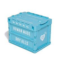 ☆LimeLight☆ HUMAN MADE CONTAINER 20L 收納箱 四色 藍 橘