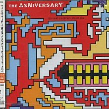 K - THE ANNIVERSARY DESIGNING A NERVOUS BREAKDOWN - 日版 - NEW