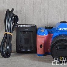 【品光數位】Pentax 賓得士 K-R +18-55mm 藍色 1240萬畫素 #107241