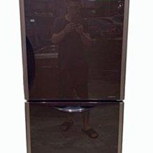 樂居二手家具(北) 便宜2手傢俱拍賣RE110103*日立紅色三門冰箱* 中古 窗型/分離冷氣 液晶電視